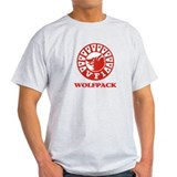 US NAVY VF-1 WOLFPACK Black T-Shirt T-Shirt