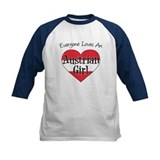 Everyone Loves Austrian Girl Tee