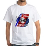 Coast Guard Diver w/ Bubble Shirt
