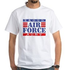 Proud Air Force Aunt Shirt