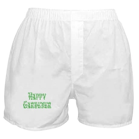 Happy Gardener Boxer Shorts