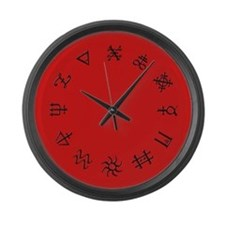 Clockwork Angels Large Wall Clock