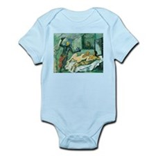 Cezanne After Lunch In Naples Infant Bodysuit