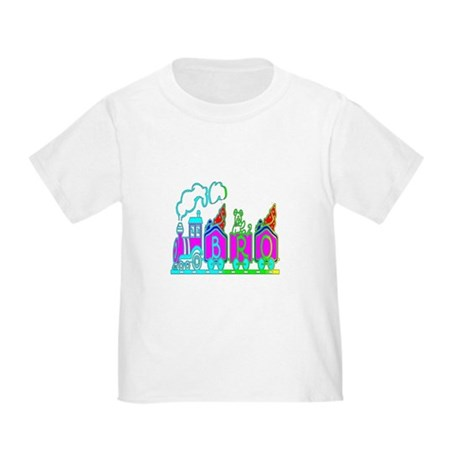 BRO Train II Toddler T-Shirt