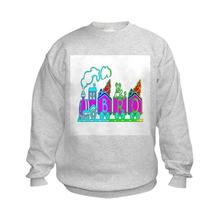 BRO Train II Kids Sweatshirt