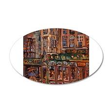 Philadelphia Irish pub on Walnut and 20 th 35x21 O
