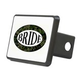 CAMO - BRIDE Rectangular Hitch Cover