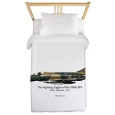 334th TFS Phantom Twin Duvet