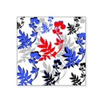 OYOOS Floral design Square Sticker 3