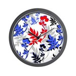 OYOOS Floral design Wall Clock