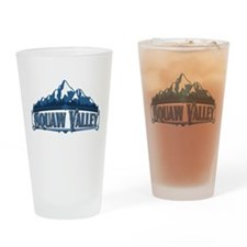 Squaw Valley Drinking Glass