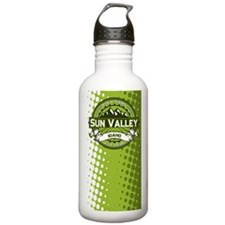 Sun Valley Green Water Bottle