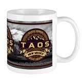 Taos Sepia Coffee Mug