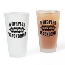 Whistler B.C. Drinking Glass