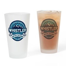 Whistler Ice Drinking Glass