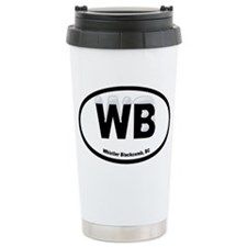 Whistler B.C. Ceramic Travel Mug