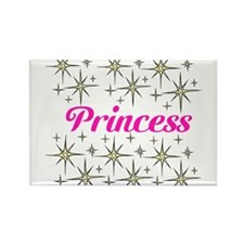 OYOOS Princess design Rectangle Magnet