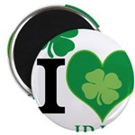 OYOOS Irish Heart design 2.25