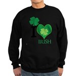 OYOOS Irish Heart design Sweatshirt (dark)