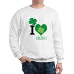 OYOOS Irish Heart design Sweatshirt