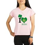 OYOOS Irish Heart design Performance Dry T-Shirt