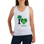 OYOOS Irish Heart design Women's Tank Top
