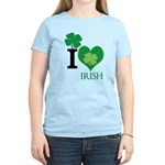 OYOOS Irish Heart design Women's Light T-Shirt