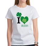 OYOOS Irish Heart design Women's T-Shirt