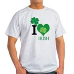 OYOOS Irish Heart design Light T-Shirt