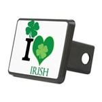 OYOOS Irish Heart design Rectangular Hitch Cover