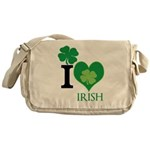 OYOOS Irish Heart design Messenger Bag