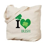 OYOOS Irish Heart design Tote Bag