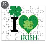 OYOOS Irish Heart design Puzzle