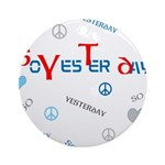 OYOOS SoYesterday design Ornament (Round)