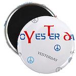 OYOOS SoYesterday design Magnet