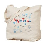 OYOOS SoYesterday design Tote Bag