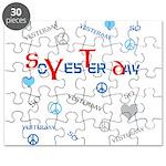 OYOOS SoYesterday design Puzzle
