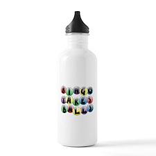 Bingo Balls Water Bottle