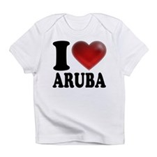 I Heart Aruba Infant T-Shirt