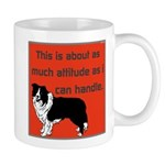 OYOOS Dog Attitude design Mug