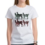 OYOOS Zebra design Women's T-Shirt