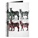 OYOOS Zebra design Journal