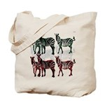 OYOOS Zebra design Tote Bag