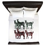 OYOOS Zebra design King Duvet