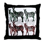 OYOOS Zebra design Throw Pillow
