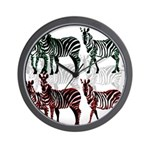 OYOOS Zebra design Wall Clock