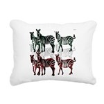 OYOOS Zebra design Rectangular Canvas Pillow