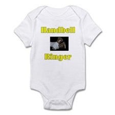 Handbell Ringer Infant Creeper