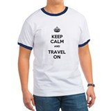 Keep Calm Travel On T