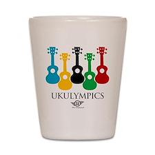 Ukulypmpics Shot Glass